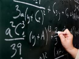 0 a blackboard