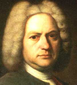 J.S.Bach ... composer and foot-enlarger.