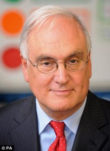 Sir Michael Wilshaw ... we could do with his attitude Down Under.