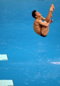 When they told him to take a dive, this isn't what they intended.